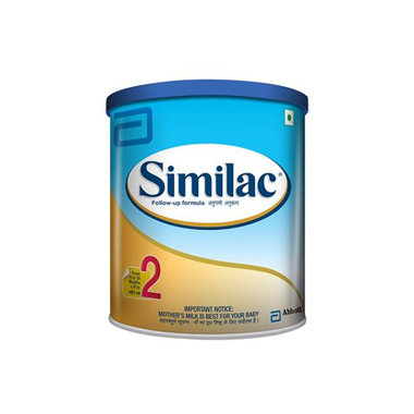 SIMILAC-2 STAGE POWDER 400 GM