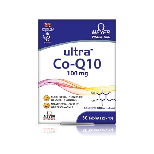 ULTRA CO-Q10 100 TABLET