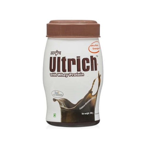 ULTRICH POWDER CHOCOLTE 200 GM