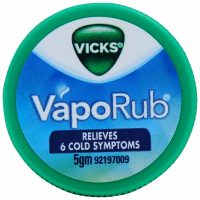 VICKS VAPORAB 5 GM 1