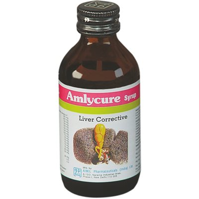 AMLYCURE SYRUP 100 ML 1