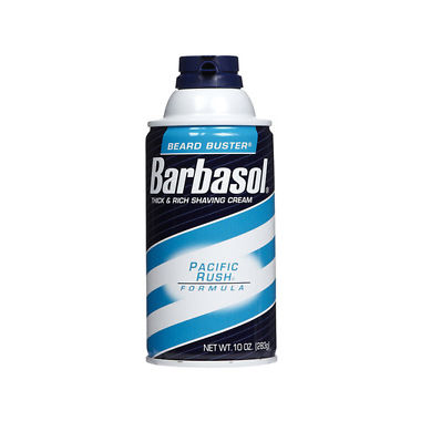 BARBASOL PACIFIC 10 OZ