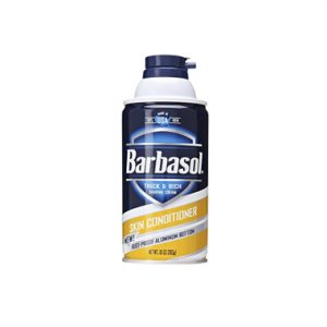 BARBASOL SKIN CONDITIONER CREAM 10 OZ