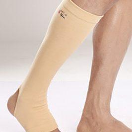 TYNOR I 78 COMPRESSION GARMENT LEG MID THIGH (OPEN TOE) -PAIR