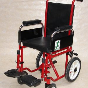 SAGE PEDIATRIC WHEELCHAIR-HARD SEAT FOLDABLE