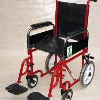 SAGE PEDIATRIC WHEELCHAIR- SOFT BAGGI FOLDABLE