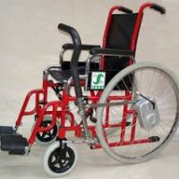 SAGE SELF PROPELLING WHEELCHAIR ONE ARM DRIVE