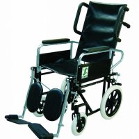 SAGE PUSHING WHEELCHAIR E-32-FRP