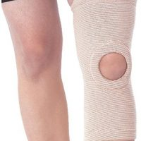 K7 KNEE CAP WITH PATELLAR RING (Elastic)