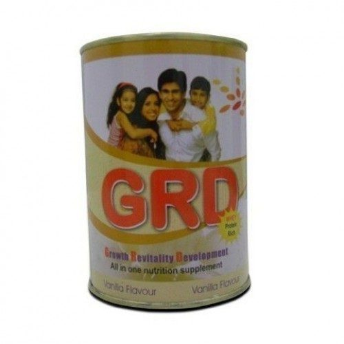 GRD POWDER VANILA SF SACHET 200 GM