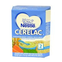 CERELAC STAGE 2 RICE VEGETABLE 300 GM