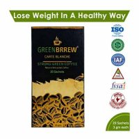Greenbrrew Strong Green Coffee