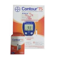 Bayer-Contour-TS-Blood Glucose Monitoring System