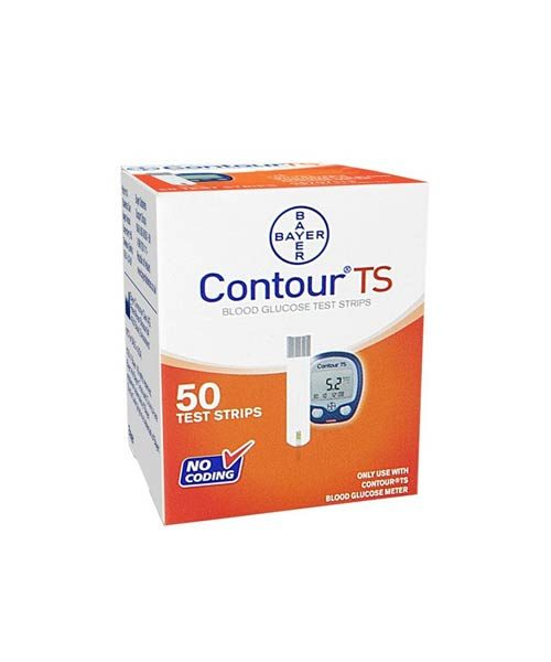 Bayer Contour Ts Blood Glucose