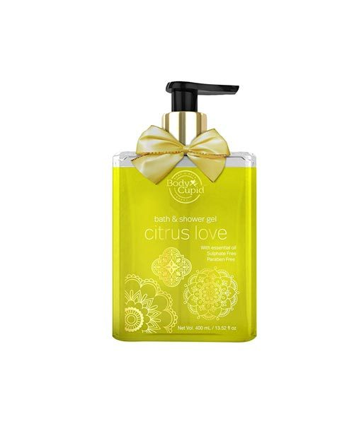 Body Cupid Shower Gel Citrus Love 400ml