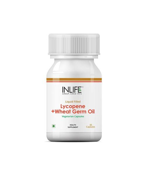 Inlife Lycopene Wheat Germ Oil