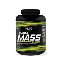 Inlife Mass Gainer Protein Powder