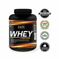 Inlife Whey Protein Powder Body Building Supplement