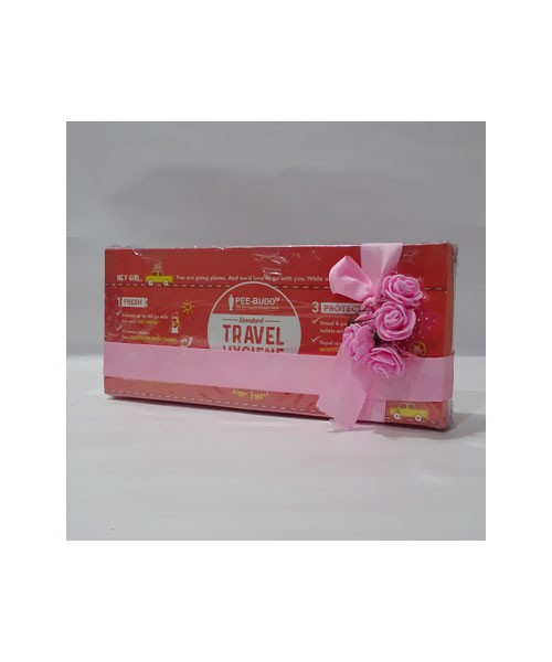 Peebuddy Standard Travel Hygiene Kit