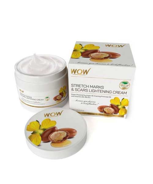 WOW Stretch Marks & Scar Lightening Cream