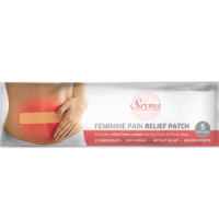 sirona feminine pain relief patches