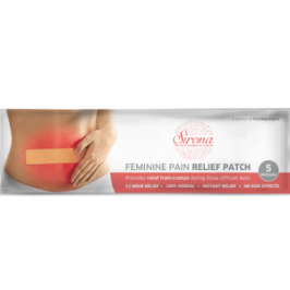 feminine pain relief patches