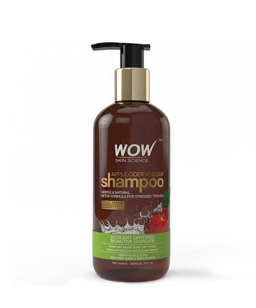 WOW Apple Cider Vinegar Shampoo