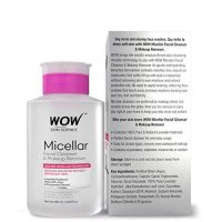 WOW Micellar Facial Cleanser