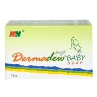 DERMADEW BABY SOAP 75 GM