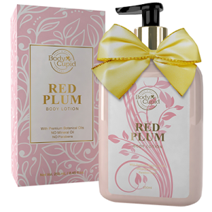 body cupid body lotion red plum