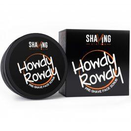 howdy rowdy pre shave scrub