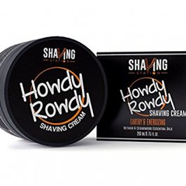 howdy rowdy shaving cream