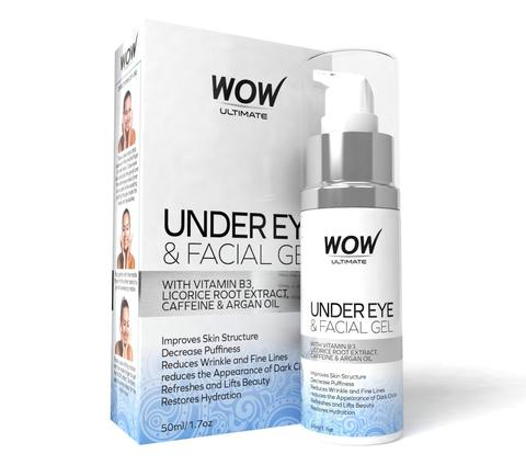 WOW Ultimate Under Eye & Facial Gel