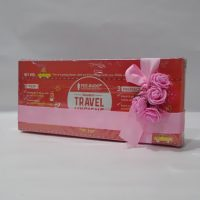 PEEBUDDY STANDARD TRAVEL HYGIENE KIT FOR HER ( Side )