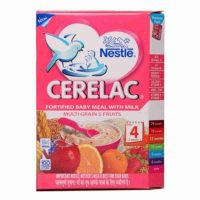 CERELAC STAGE 4 MULTI GRAIN 5 FRUIT REFILL – 300 GMS