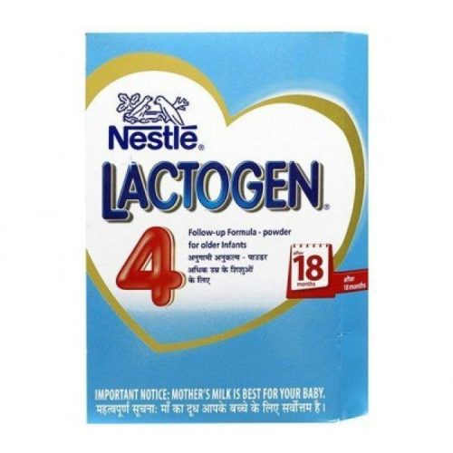 LACTOGEN 4 FU INFANT FORMULA 400 GM