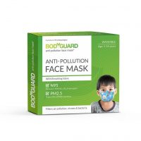 bodyguard anti pollution face mask