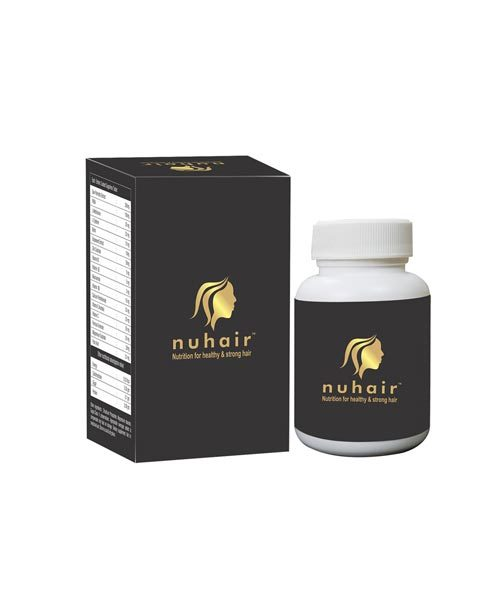 Nuhair Tablets