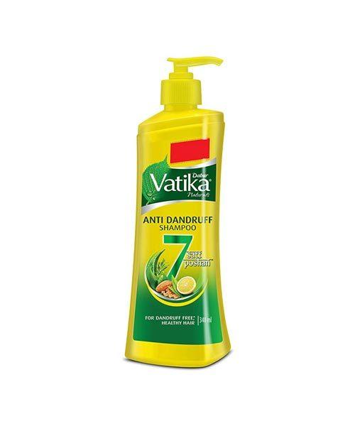 Vatika Anti Dandruff Shampoo 340 ml