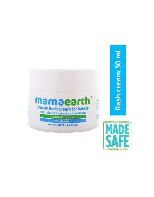 Mamaearth Diaper Rash Cream