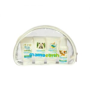 Mamaearth Essential Travel Kit