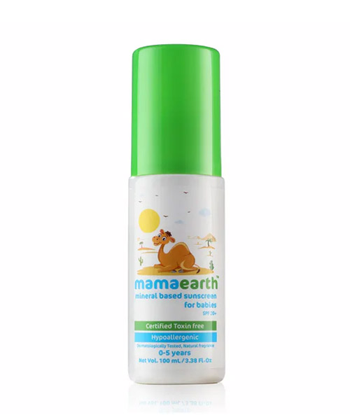 Mamaearth-Sunscreen-for-Babies-Certified-Toxin-Free-100ml-1