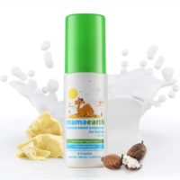 Mamaearth Sunscreen for Babies Certified Toxin free
