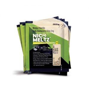 Nicomeltz Anti Smoking Nicotine Strips 2