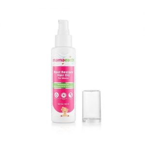 Mamaearth Root Restore Hair Oil