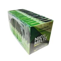 Nicomeltz Anti Smoking Nicotine Strips