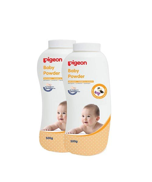Pigeon Baby Powder with Fragrance 500gm Combo