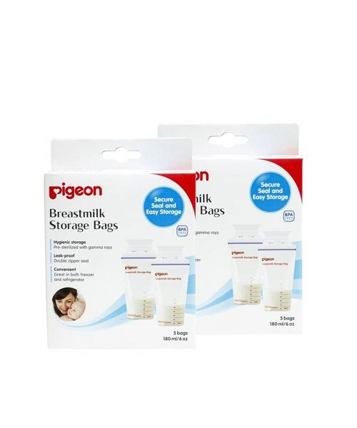 Pigeon-Breast-Milk-Storage-Bags-5-Pcs-–-Combo
