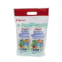 Pigeon Liquid Cleanser Refill 650ml Combo (Pack-of-2)