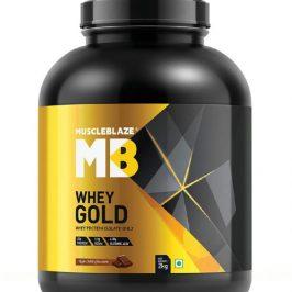 muscleblaze whey gold chocolate